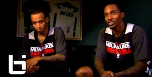 Meet Milwaukee's Dynamic Duo Brandon Jennings & Monte Ellis