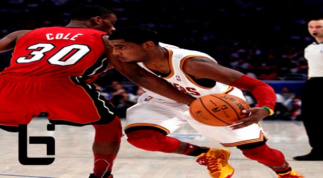 Kyrie Irving Top Plays Of 2012