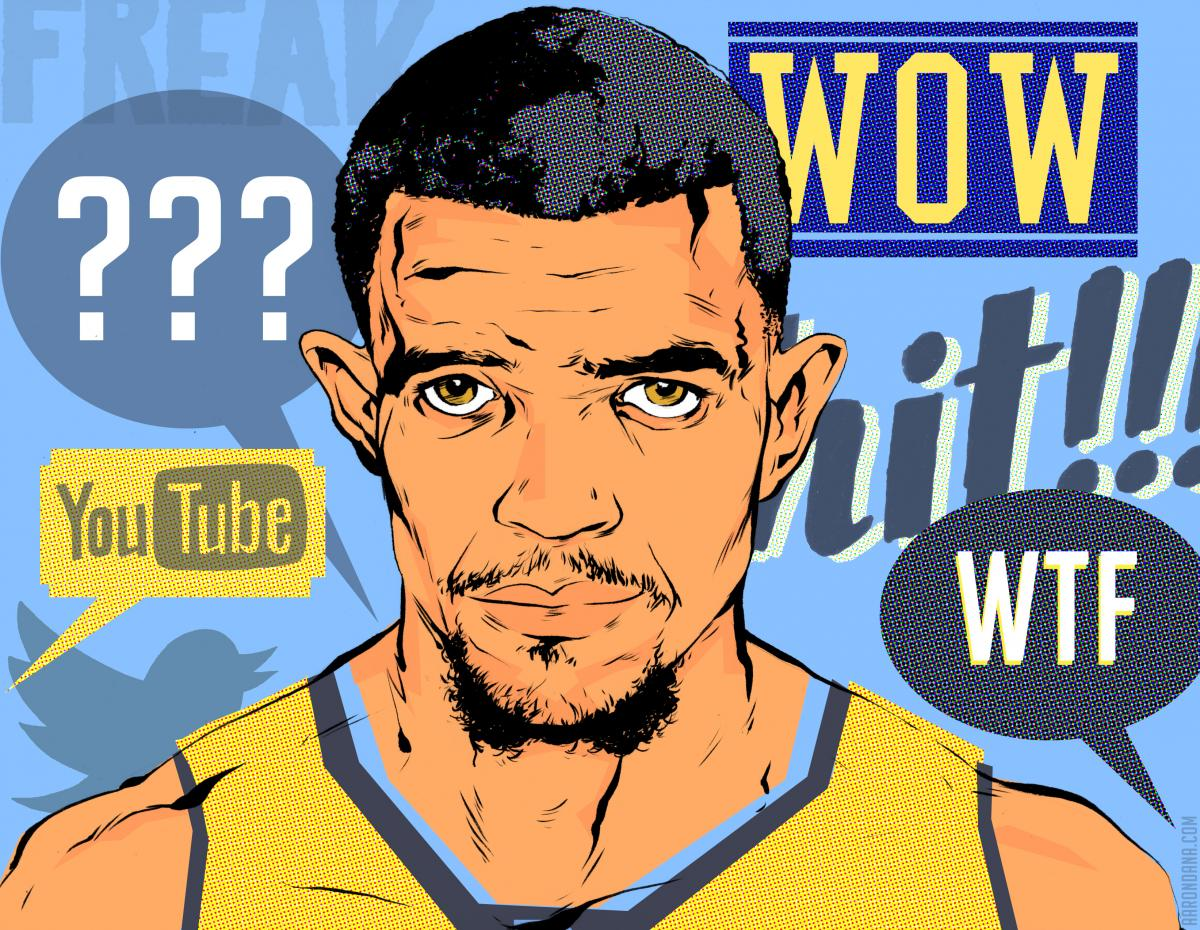 Happy Birthday Javale Mcgee Best Of Big Daddy Wookie