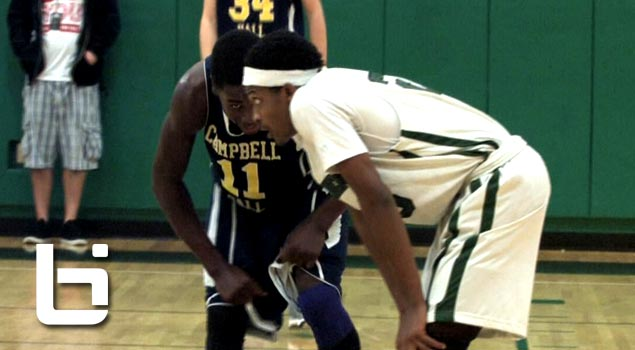 Marcus Lovett Jr 47 Points & DROPS Defender vs Aaron Holiday 40 Points (Jrue Holiday's Brother) In Overtime Thriller!!