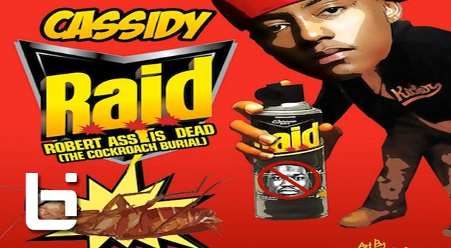Cassidy Disses Meek Mill +Meek Mill Responds to R.A.I.D