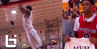 Emmanuel Mudiay Runs the Show vs #1 Andrew Wiggins & Undefeated Huntington Prep in Front of John Calipari (Cancer Research Classic)