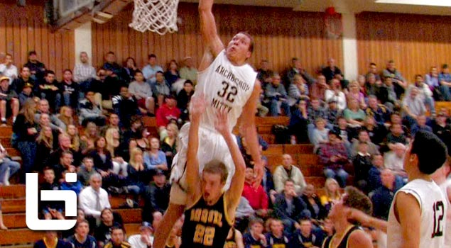 Ballislife | Aaron Gordon Dunks All Over Defender