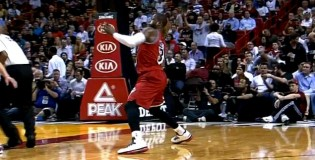 "Dwayne Wade SICK Full Court Alley-Oop to LeBron James.. ""They've Done It Again!"""