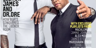 Dr Dre & LeBron James – Behind the scenes of new ESPN Magazine The Music Issue