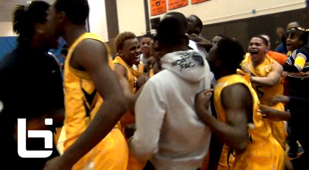 Jamal McDowell Hits Game Winner in Chicago Red-West Title