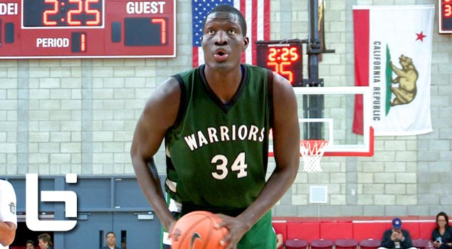 Ballislife | Mamadou Ndiaye Matches Teams Points