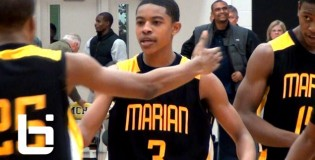 5'8 Tyler Ulis Has a Killer Crossover! Chicago's Ultimate Playmaker Official Junior Season Mixtape!
