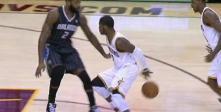 Kyrie Irving's behind the back dribble + 2 other crazy plays against the Orlando Magic