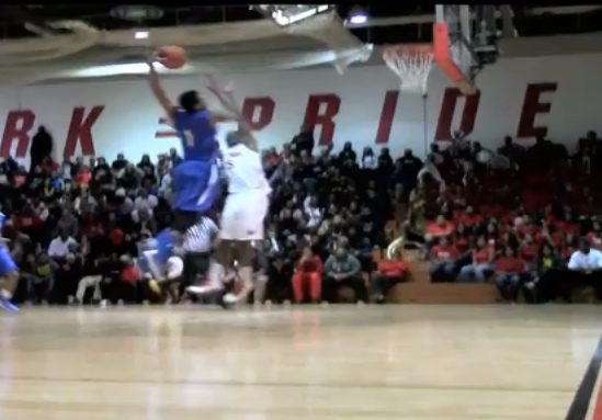 Kentucky Wildcat commit James Young Nasty facial…most of it