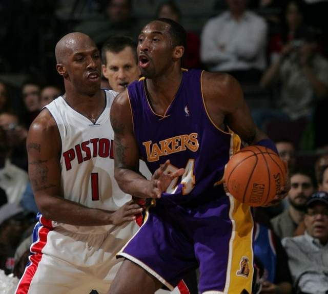 Kobe & Grant Hill were almost Pistons teammates in 2007 | Trade saved by Buss