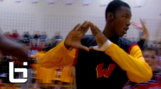 6'9″ Harry Giles Might be the Best Freshman in the Country: 14 yr Old Dominates Competition in NC