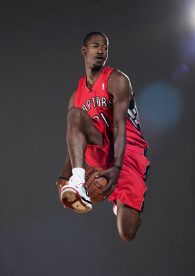 Terrence Ross Interview about the upcoming dunk contest ...