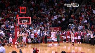 Monta Ellis hits the game winner of the year against the Rockets