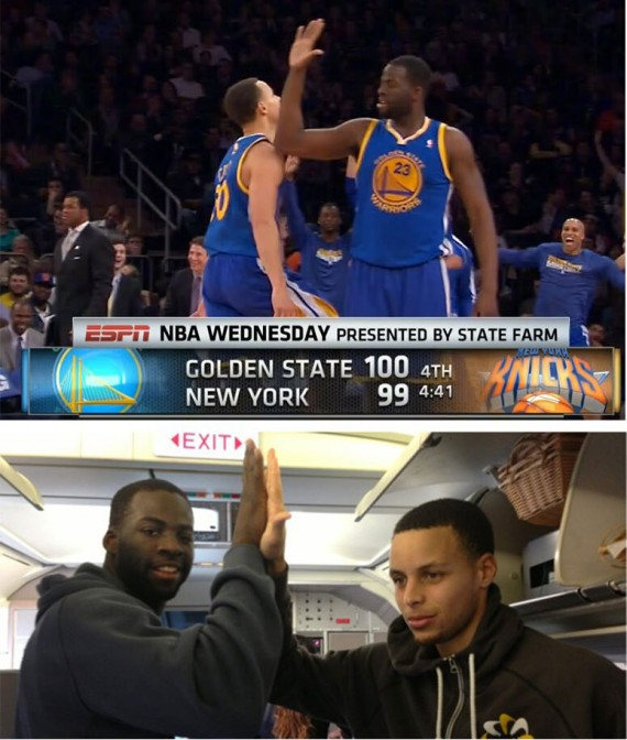 seth-curry-draymond-green-high-five-2013-570x672