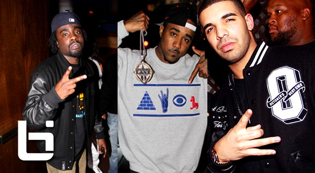 Wale,Problem, & Drake Expected to Release A track /