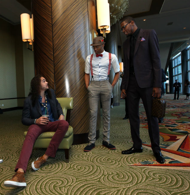 Kevin Durant Picks The 5 Most Fashionable Nba All Stars For Gq
