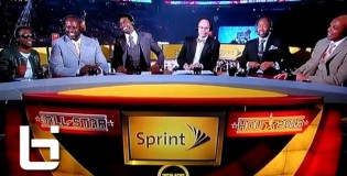 Comedy:Kevin Hart ROASTS Charles Barkley & Kenny Smith On Espn Show