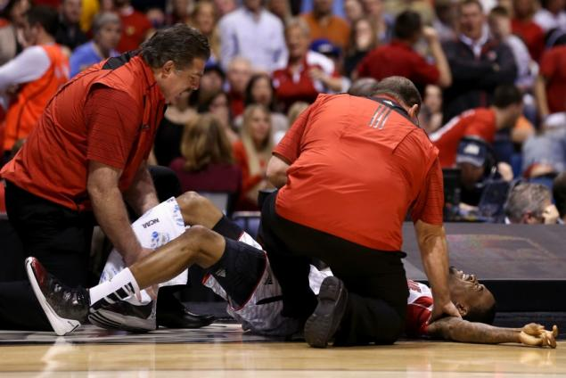 Ballislife | Kevin Ware Injury
