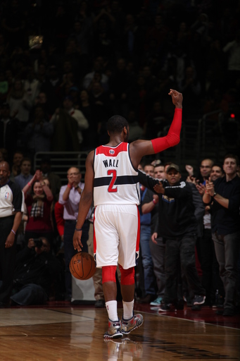 4 Minutes dedicated to John Wall's 47 point monster night vs the Grizzlies (crossovers, blocks ...