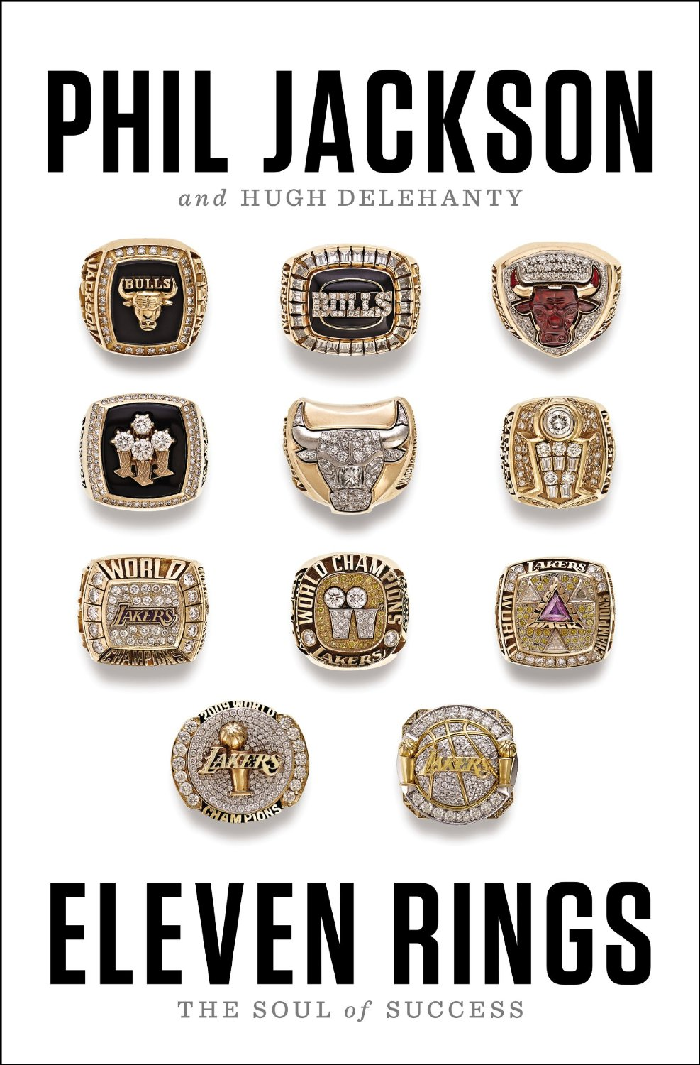 Phil Jackson Reveals Twitter Error With A Great Viral Video To Promote His New Book 11 Rings