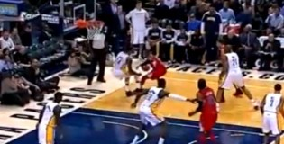 Chris Paul Breaks Paul George's Ankles With Some SICK Handles!