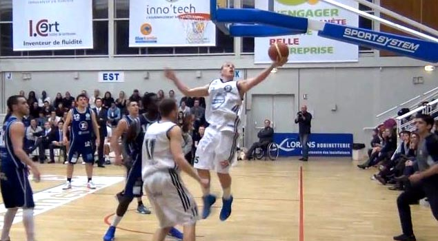 Karim Kittar With the Craziest, Luckiest & Most Amazing Buzzer Beater of The Year!