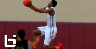 CRAZY DOD- 6'6″ D'Angelo Allen With the NASTY Reverse OOP DUNK – Only 2 SECONDS Into The GAME!