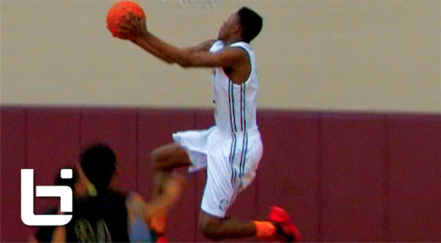 Dunk of the Day | D'Angelo Allen with Reverse Oop