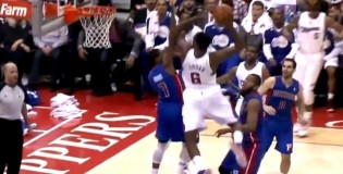 RIP Brandon Knight- DeAndre Jordan With The BEST POSTER DUNK EVER?