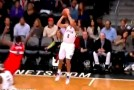 Deron Williams Breaks NBA Record For Most 3′s In One Half with 9 First Half 3′s! Watch Highlights!