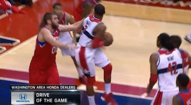 John Wall INCREDIBLE 360 Lay-up In Traffic! Wizards Are 15-11 Since His Return