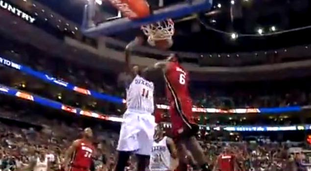 Ballislife | Jrue Holiday Dunks On LeBron
