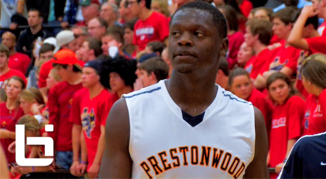 Julius Randle Drops 40 & 17 In The State Semi-Final!