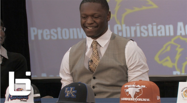 Julius Randle MAKES His COLLEGE DECISION – Official Ballislife Video!