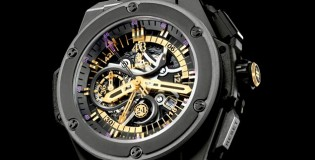 "Kobe Bryant Has a Watch Now Called ""King Power Black Mamba"" by Hublot – Photo Inside"