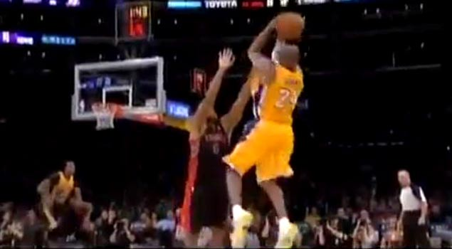 Ballislife | Kobe with 3 Clutch 3-Pointers vs Raptors