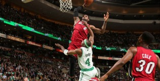 The Boston 'Streak' Party: Heat Win 23rd Straight, But Celtics Show Life in Eastern Conference