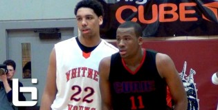 Jahlil Okafor vs. Cliff Alexander: Chicago&#8217;s Top High School Bigs Collide in Dramatic State Tourney game
