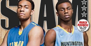 Andrew Wiggins & Jabari Parker On The Cover of New SLAM Magazine!