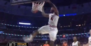 Victor Oladipo With The Sick 360 Dunk on the Fast Break vs Illinois!