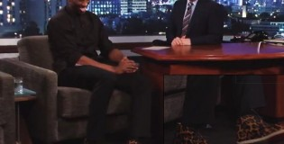 Kobe Bryant & his Cheetah shoes on Jimmy Kimmel (Full Interview)