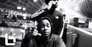 Kendrick Lamar Turns Paris AirPort Into A Video Shoot {Vlog}