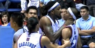 Ex Knick Renaldo Balkman flips out during a game & pushes & chokes a teammate
