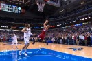 Blake Griffin hits the incredible game winner…that's called off because of a Dirk flop