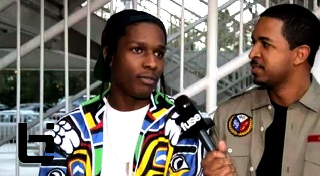 A$AP Rocky Talks About His Sneaker Obsession With Jordan 4s
