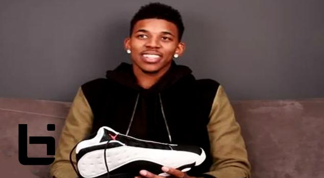 Nick Young Gives His Take On The Retro Jordan 13's+Talks About His Kobe Zoom Fetish?