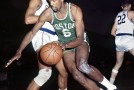 Bill Russell had speed and handles you didn't know about