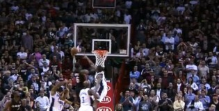 LeBron makes a game winning layup against Magic…without travelling