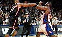 10 minutes of NBA's dirtiest fights